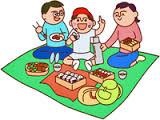運動会のお弁当①