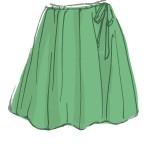 カーキ色のスカートに合う色を組み合わせたおすすめコーデとは?