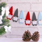 クリスマスに折り紙で折ったガーランドを飾りたい方必見!!作り方を紹介!!