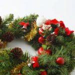 折り紙で作ったクリスマスリースを飾りたい方必見!!作り方を紹介!!