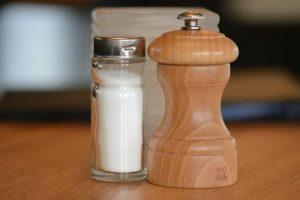 塩とこしょう