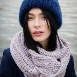 女性の冬の服装