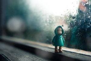 ポンチョ(雨具)