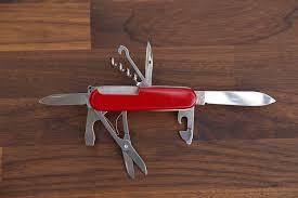 アーミーナイフ