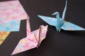 折り紙(鶴)