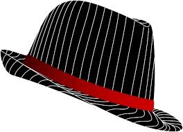 かっこいい帽子