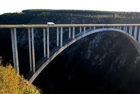 橋からバンジージャンプ