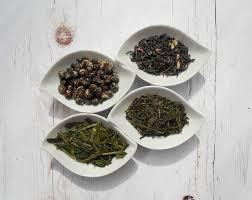 いろいろな茶葉