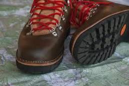 靴(アウトドア用)