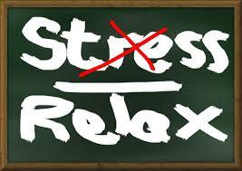 ストレス発散と癒し
